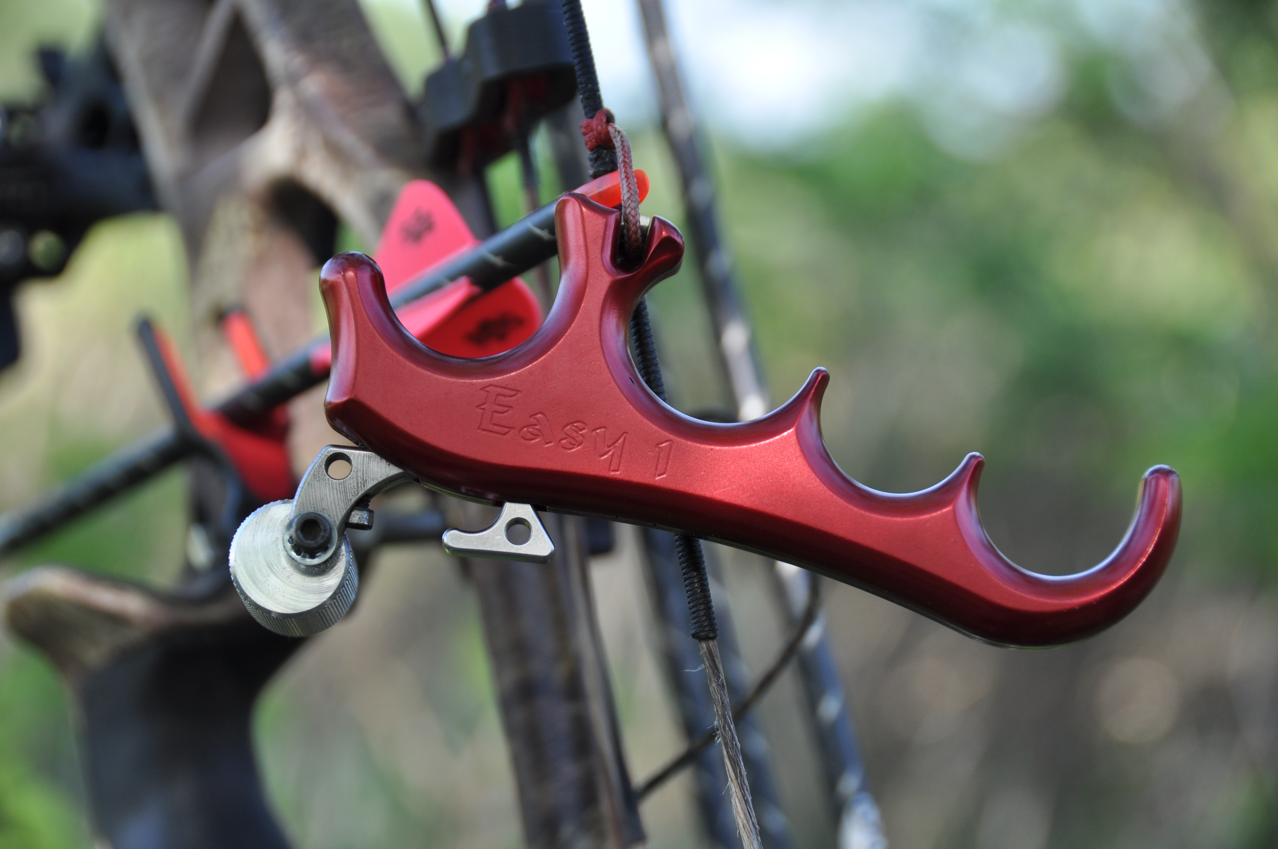 The Best Bow Release – Let it Fly! » targetcrazy.com