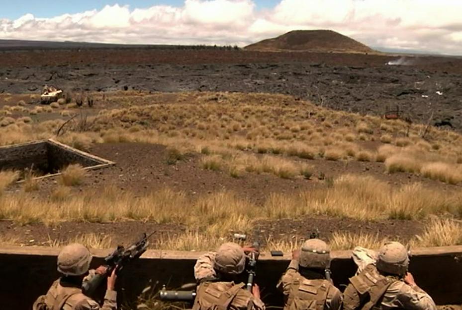 Hawaii Island Hunting