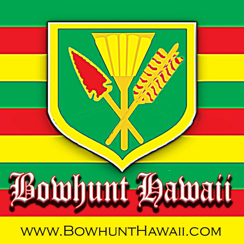 Hawaiian Bowhunting Nation